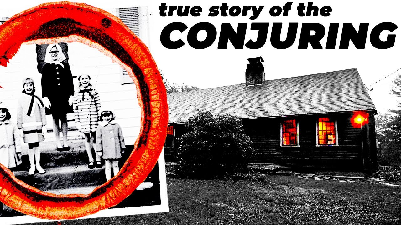 Download The TRUE Story Behind the REAL Conjuring House | The Conjuring Documentary