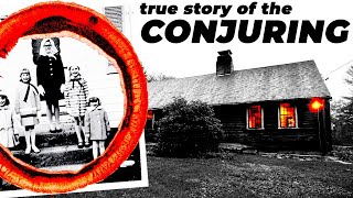The TRUE Story Beнind the REAL Conjuring House | The Conjuring Documentary