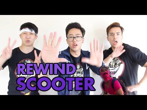 Rewind Sports - Scooter