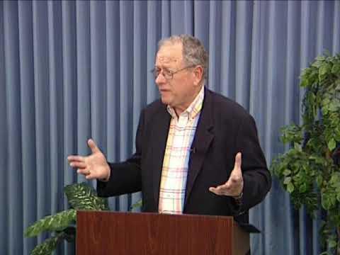 Ron Miller: Unpacking the Parables: Jesus as Wisdom Teacher