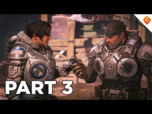 GEARS 5 Walkthrough Gameplay Part 3 - No Commentary