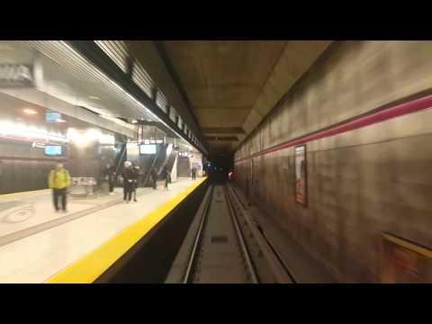 TTC Line 4 'Sheppard' WB Don Mills to Sheppard-Yonge.