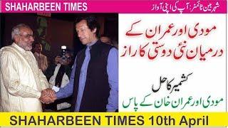 #Top #Headlines #Breaking Only #Modi can resolve #Kashmir issue: Imran Khan