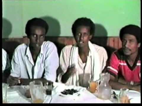 Tartanka Xidhigaha kubbadda koleyga 1986 , Saad Gedi   Iftinff  1