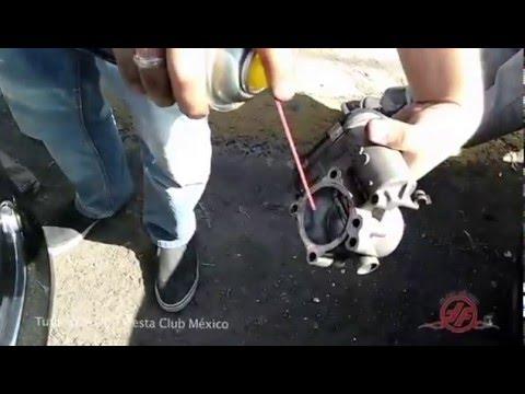 Como Limpiar El Cuerpo De Aceleracion De Un Ford Fiesta