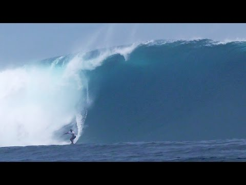 Isei Tokovou at Cloudbreak – 2015 Billabong Ride of the Year Entry – XXL Big Wave Awards