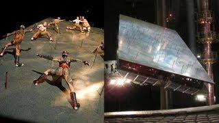 Cirque du Soleil death: artist tragically falls during KÀ performance