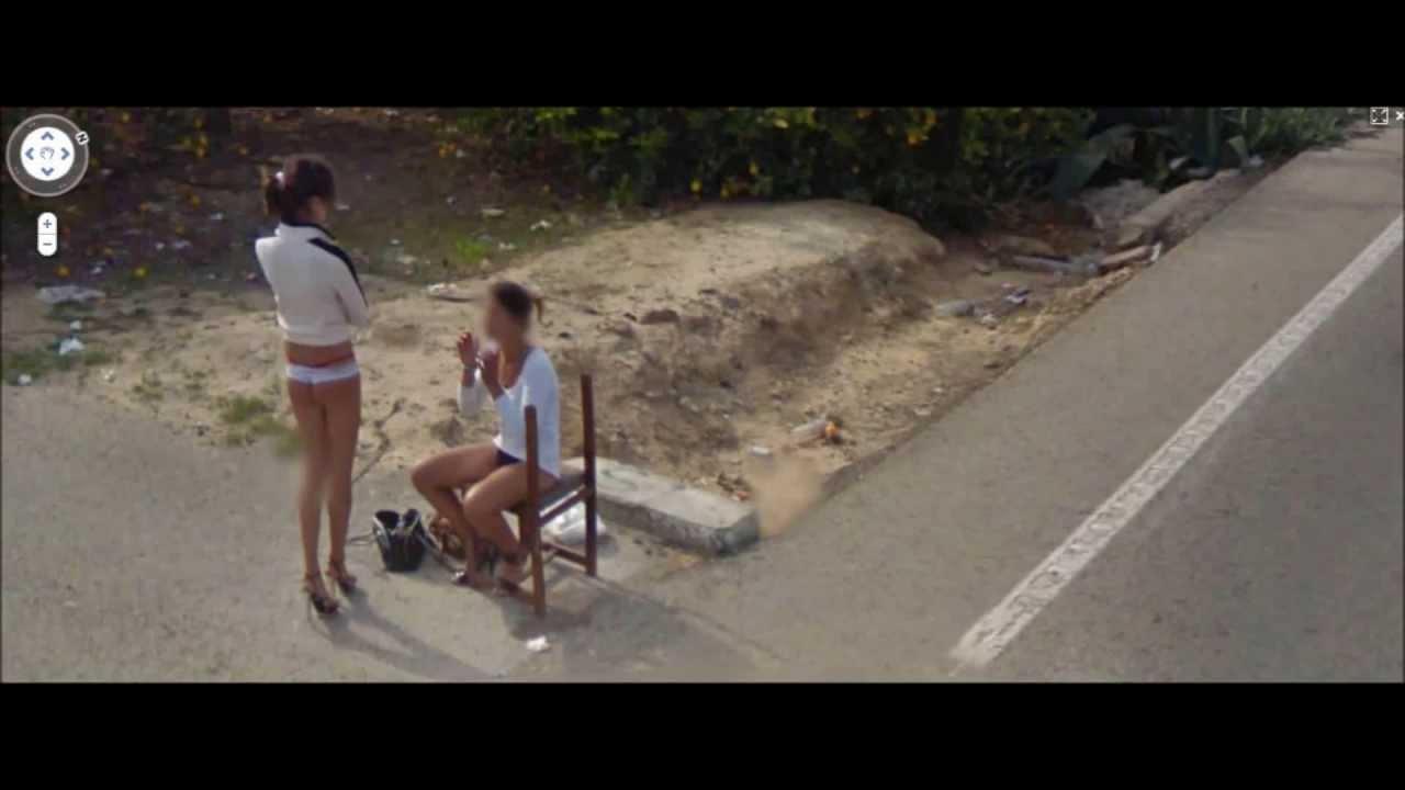 street prostitute 50 euros extra for