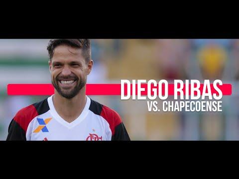 Diego Ribas vs. Chapecoense - 28/08/2016