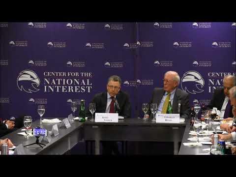 A Conversation with Ambassador Kurt Volker
