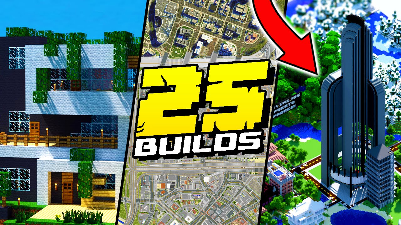 Things You Need To Build In Minecraft