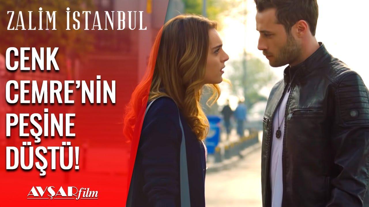 Cenk Cemre'nin Peşine Düştü! - Zalim İstanbul 7. Bölüm
