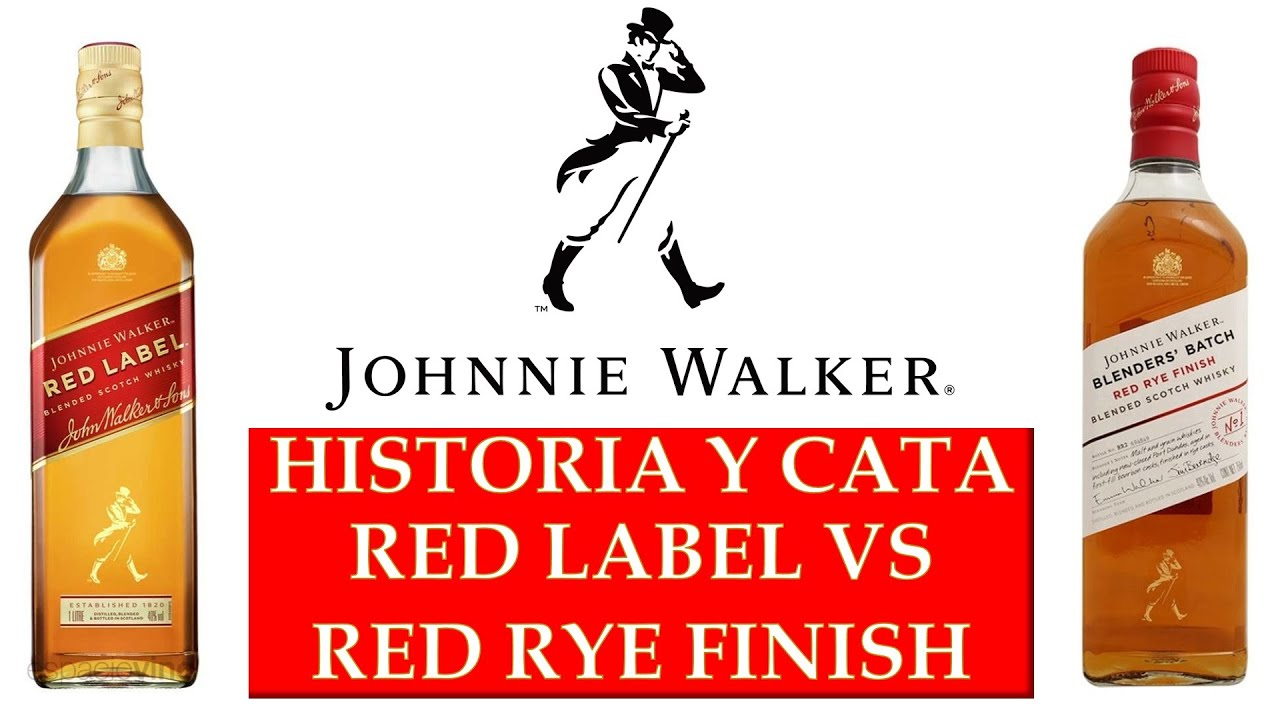This is an image of Crazy Black Label Red Label Difference