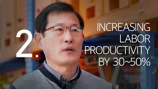 오케이오 카트 운반물류기기 전문생산기업 기업홍보영상