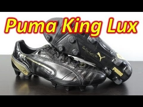 Puma King 2013 Luxury Edition - Unboxing + On Feet