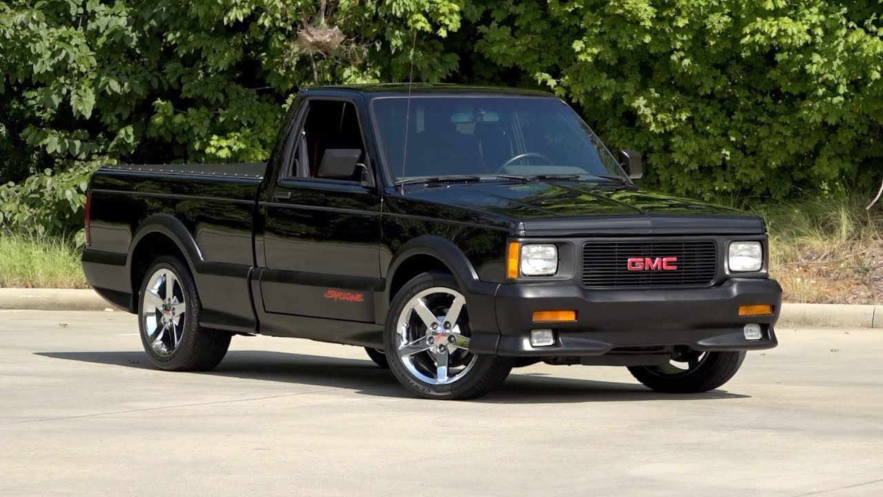 1991 Gmc Syclone Sold 136294 Youtube