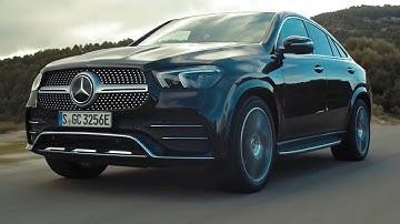 [THE CAR] GLE 쿠페,더 업그레이드 된 2021GLE 쿠페를 볼수 있는 영상입니다.