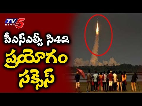 Isro's PSLV C42 Takes Off Successfully With Two Foreign Satellites Onboard | TV5 News
