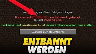 Minecraft Spielen Deutsch Einen Spieler Entbannen Minecraft Bild - Einen spieler entbannen minecraft