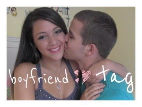 Boyfriend Tag | Niki and Jerry