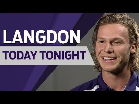 Langdon 'belongs on footy's big stage'