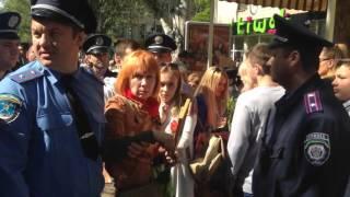 Видео НикВести: Потасовки 9 мая на Соборной