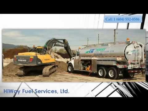 Fleet Bulk Fuel Delivery Vancovuer