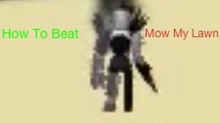 Roblox - Mow My Lawn - Comment battre Broken Deity Nil