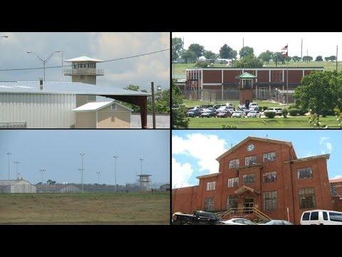 Huntsville, Texas: death penalty capital