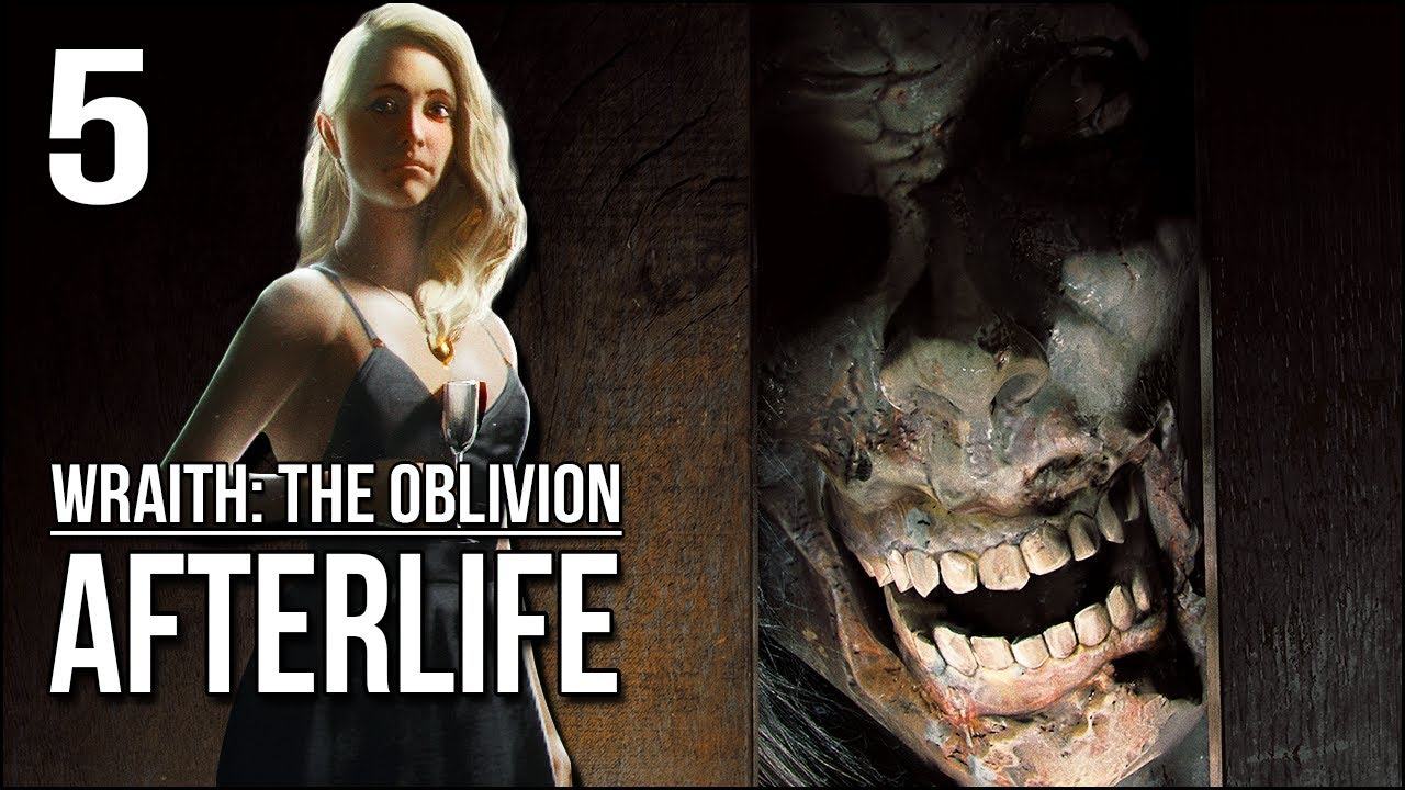 Wraith: TO - Afterlife | Ending | Escaping The Broken Woman!