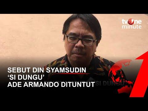 Sebut Din Syamsudin