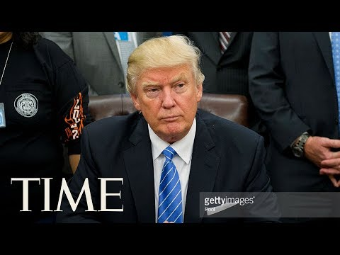 President Trump Hosts Discussion With Parkland School Shooting Survivors, Sam Zeif Speaks Out | TIME