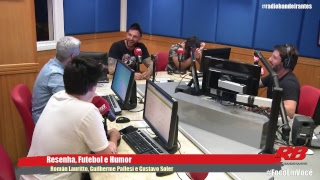 Resenha, Futebol e Humor - 20/09/2018