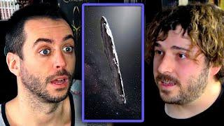 Científico no descarta que OUMUAMUA sea una nave extraterrestre *Jordi alucina*