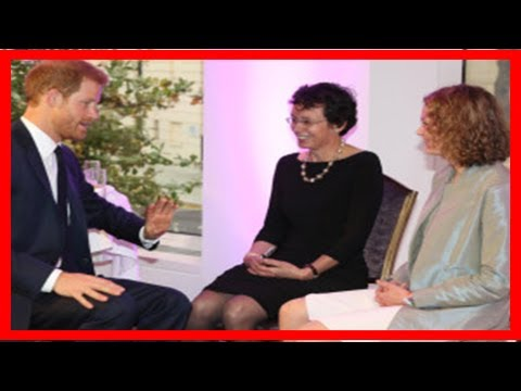 Breaking News | Award-winning paediatrician dr lucy grove meets prince harry