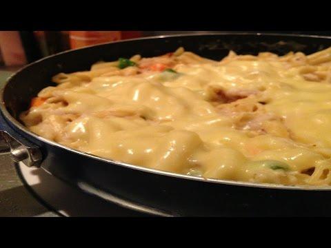 グラタン オーブン不要! フライパンで簡単グラタンの作り方!