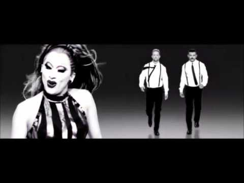RuPaul's Sissy That Walk Official Music Video [High Pitch].