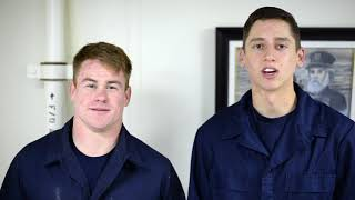 Welcome Aboard USCGC JAMES 2018