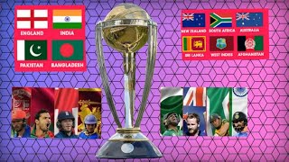 ICC Cricket World Cup 2019 Official Theme Song -Stand By(Bangladesh)#CWC19