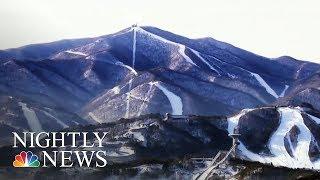 Inside South Korea, Host Of The Winter Olympics | NBC Nightly News