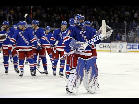 New York Rangers Best Moments From 2017 Playoffs (HD)