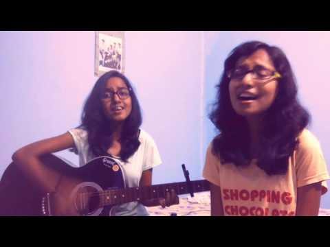 Circles(Ananya Birla) Acoustic Cover - By : Richa Prasad & Rashi Prasad