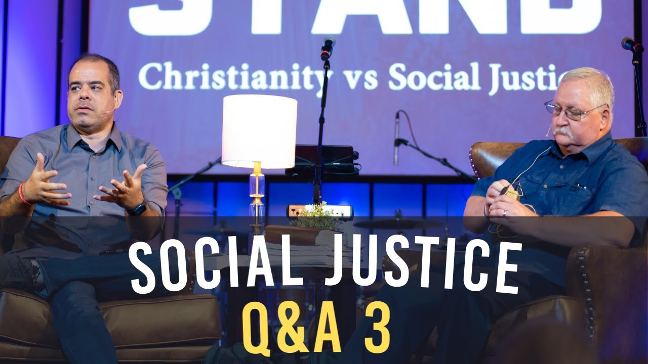 Download Stand: Christianity vs. Social Justice, PT. 4: Q & A #3