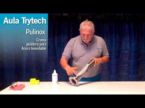 Pulinox - Crema pulidora para Aceros Inoxidables