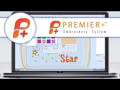 Common Features & Wizards - PREMIER+™ Embroidery Learning Center