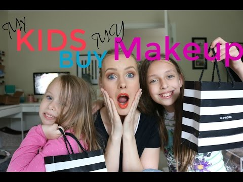 My Kids Buy My Makeup   Sephora
