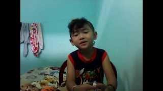 Bé trai 5 tuổi cover bài Nhói Lòng(Lâm Chấn Khang)