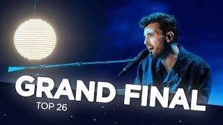 Eurovision 2019 - Grand Final - Top 26
