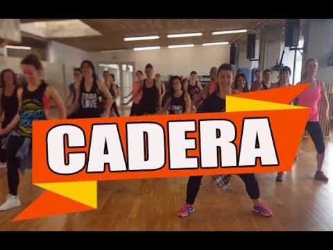 CADERA - Gadiel / ZUMBA con MELISSA DA CRUZ