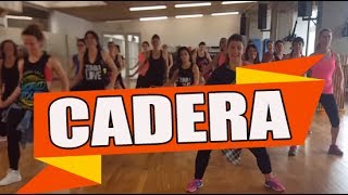 CADERA/ Gadiel - ZUMBA con MELISSA DA CRUZ